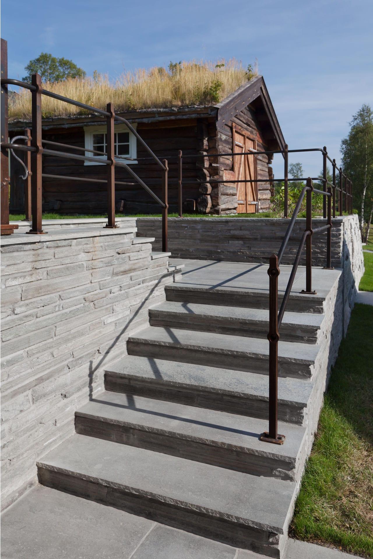 Oppdal-trapp