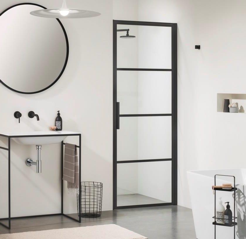 SOHO dusjdør høyre 80 cm