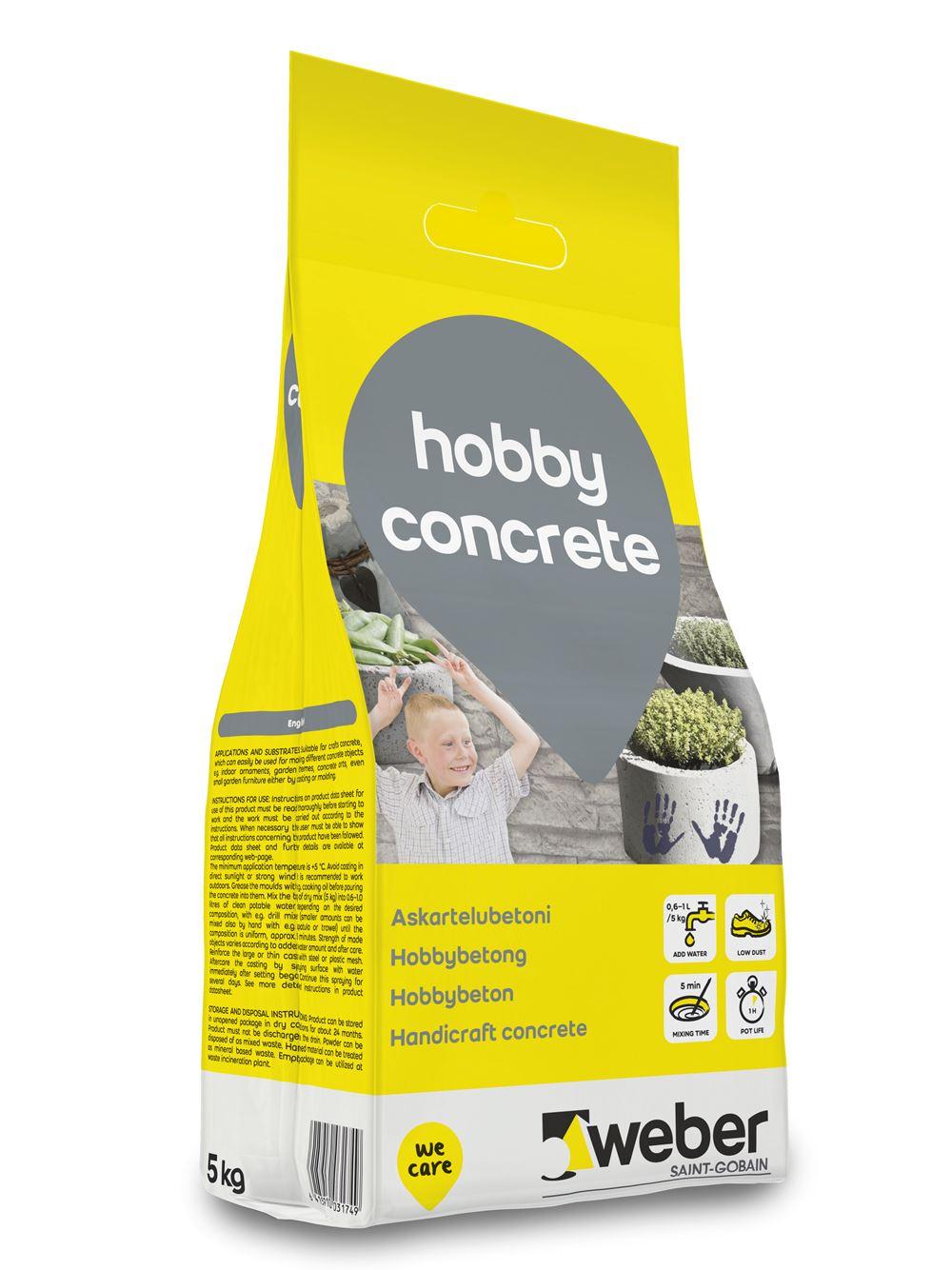 hobbyconcrete_5kg