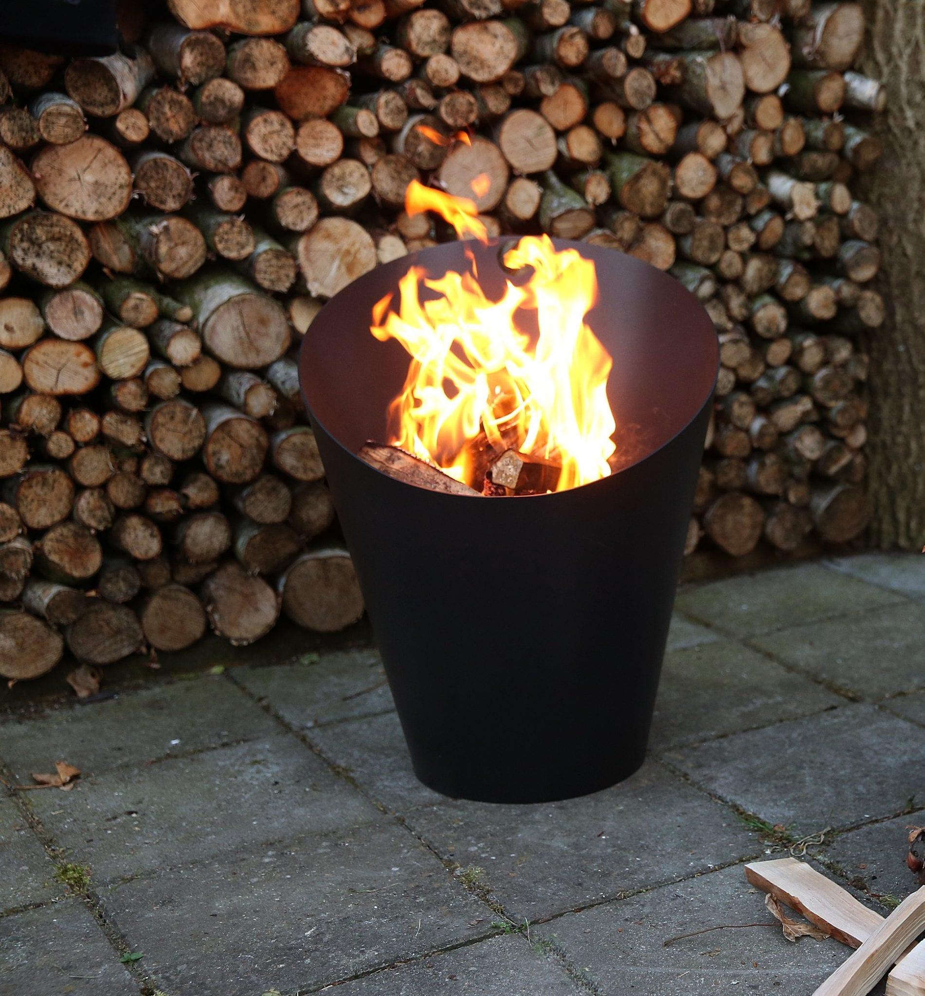 Tolmer firepot