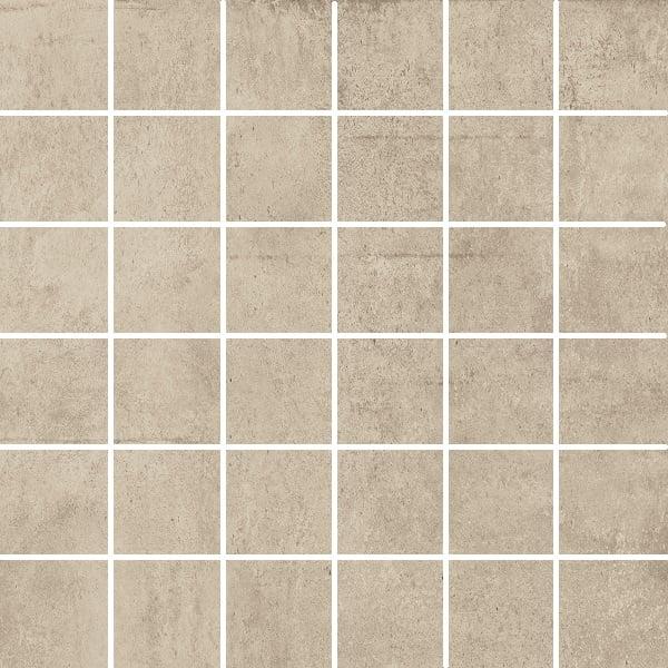 cement_it_beige 5×5 cm mosaikk