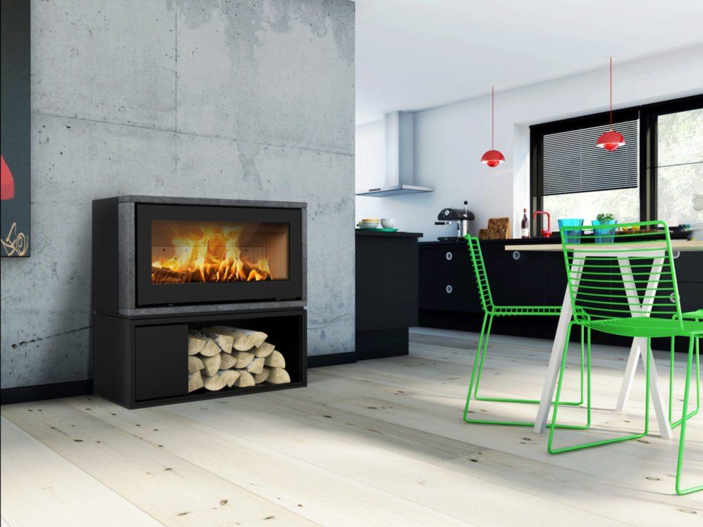 Perfekt design kombinert med en perfekt ovn